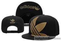 4e3732156e2 Adidas Snapback Caps Hats Black Gold Adidas Snapback