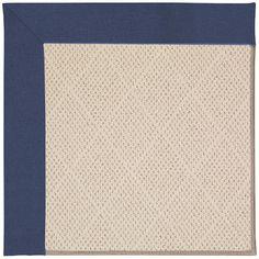 Capel Zoe Cream Area Rug Rug Size: Square 10'