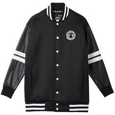 Pancoat Badeyes Coin Swag Stadium Jumper vARSITY JACKET (Black) Kpop Fashion    http://www.beststreetstyle.com/pancoat-badeyes-coin-swag-stadium-jumper-varsity-jacket-black-kpop-fashion/