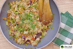 Rychlovka ve woku s uzeným tofu