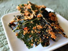 Kale alone is packed with Vitamins A, C, and K, as well as calcium, copper, potassium, iron, manganese, and phosphorus. gluten-free, grain-free
