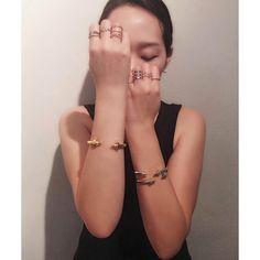 """Wildcat Boutique's Daily ✌️ #ring#silver#bangle#wildcatboutique#daily#ringstagram#jotd#jewelry#accessory#me#fashionring#dailylook#fashionaccessory#gold#silverjewelries#style#aotd#쥬얼리#악세사리#손스타그램#얼스타그램#링스타그램#반지#골드#데일리#데일리룩#패션#스타일#일상#와일드켓부띠끄"" Photo taken by @wildcat_boutique on Instagram, pinned via the InstaPin iOS App! http://www.instapinapp.com (05/28/2015)"