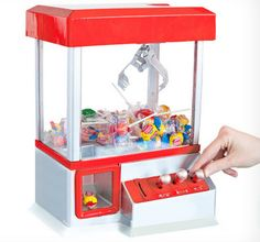 The Original Claw Candy and Toy Machine $23.99 shipped with Amazon Prime!