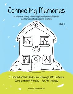 Coloring Books For Seniors Including Dementia And