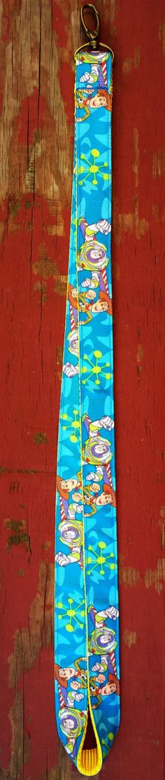 Disney/Pixar Toy Story Inspired Lanyard Pin Trading Lanyard ID holder Accessories Key Holder (9.19 USD) by LittleLauraLouCrafts
