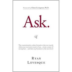 Image result for Ask by Ryan Levesque