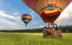 Durban Hot Air Ballooning | Balloon Rides Near Me | Safari - Dirty Boots Adventure Activities, Adventure Tours, Air Balloon Rides, Hot Air Balloon, Adventures Near Me, Small Balloons, Balloon Flights, Free State, World Heritage Sites