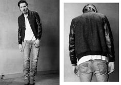 HOON Autumn/Winter 2014 Collection Lookbook