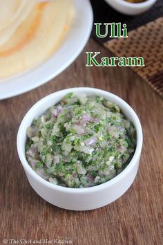 How many of you like raw Onions? I am sure that there would be a mixed bunch of people who likes it and who do not like it. I like to ea. South Indian Vegetarian Recipes, Veg Recipes Of India, Healthy Indian Recipes, South Indian Food, New Recipes, Cooking Recipes, Recipies, South Indian Chutney Recipes, Healthy Food