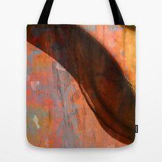 Lock Tote Bag by Fernando Vieira
