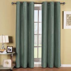 Soho Grommet Thermal Blackout Window Curtain Panel