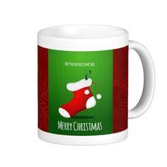 Christmas Wishes Coffee Mug