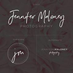 Photography Logo Business Logo Logo and Watermark Brand Identity Design, Logo Design Services, Branding Design, Logo Inspiration, Water Logo, Photography Logos, Business Logo, Alter, Logo Branding