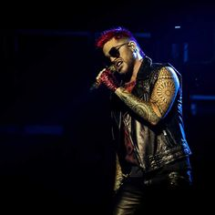 Adam Lambert - QAL TOUR 2017 - DENVER