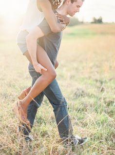 sweet engagement session | Vicki Grafton