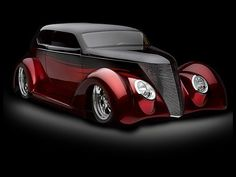 1937 Ford Custom - We are Allied!