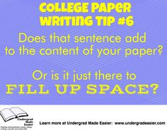 Writing Tips For College Papers Citations Citing Bibliography