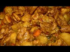 The Best Jamaican Style Curry Chicken Recipe: How To Make Jamaican Style Curry Chicken - YouTube