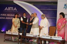 AIMA Managing India Awards, 2014