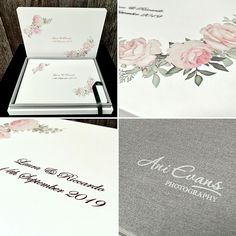 Bespoke Design, Albums, Place Card Holders, Photography, Wedding, Image, Custom Design, Valentines Day Weddings, Photograph