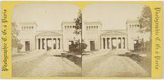 Charles Gerard | Munich (Baviere), Propilee, Charles Gerard, 1860 - 1870 |