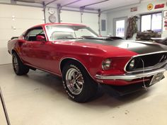 1969 Ford Mustang for sale by Owner - Mountain top, PA | OldCarOnline.com Classifieds