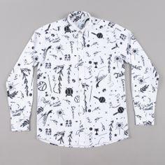 Soulland Per Shirt - White