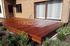 Deska bangkirai taras Deck, Outdoor Decor, Home Decor, Decks, Home Interior Design, Decoration Home, Home Decoration