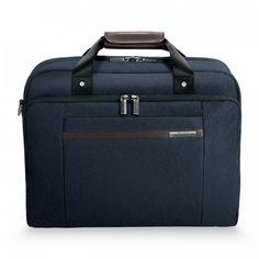 """Briggs & Riley Kinzie Street Cabin Bag mit Laptopfach 15.6"""" Navy Blue"""