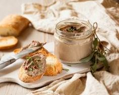 Mousse de foies de volaille (facile, rapide) - Une recette CuisineAZ