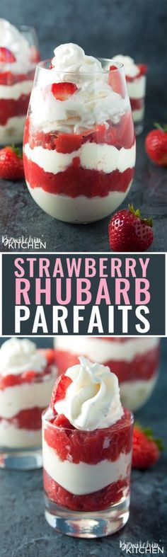 Strawberry Rhubarb P