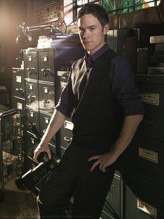 Aaron Ashmore As 'Jimmy Olsen'.
