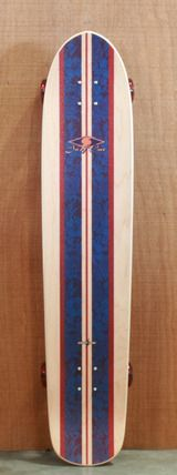 "Surf One 43.75"" Pakala 3 Longboard Complete"