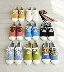 [MODE] Des chaussures très colorées ! :)