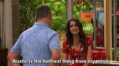 Austin  Ally, season 3