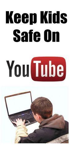 Keeping Kids Safe on Youtube