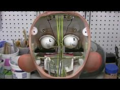 Basic Ventriloquist Dummy Mechanics - YouTube