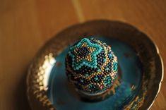Dekorace modrá ...vejce a já / od Montebell | Fler.cz Class Ring, Easter, Spring, Easter Activities