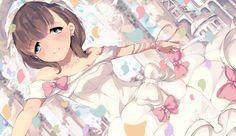 「6月の恋するリボン」/「nabisuke」のイラスト [pixiv] #アイドルマスターシンデレラガールズ #佐久間まゆ