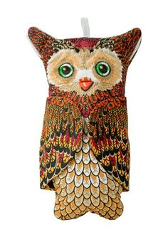 Owl Oven Mitt by Boston Warehouse on @HauteLook