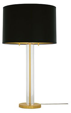 An elegant, modern interpretation of the classic crystal table lamp, our Sophia lamp looks beautiful in any room. Choose from bold or subtle finishes to create a look you'll love.