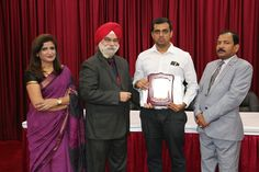 Dr. Rohit Dilipkumar Phade receiving certificate of  Fellowship in Minimal Access Surgery at World Laparoscopy Hospital. For more detail please log on to www.laparoscopyhospital.com