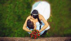 Wunderschöne Traurede einer Hochzeit