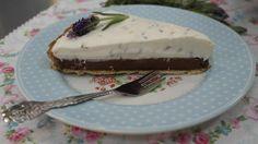 Tarte mit Schokolade und Lavendel: Das Rezept aus Enie backt