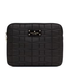 Quilted iPad Sleeve, Kate Spade, $70