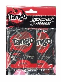 Tango Car Air Freshener 2 Pack Cherry Tango car air fresheners with a cherry scent Car Air Freshener, Tango, Chemistry, Health And Beauty, Household, Cherry, Fragrance, Fish, Car Freshener