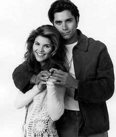 Jesse and Becky (Full House)