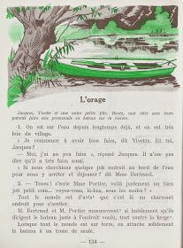 Manuels anciens: Juredieu, Lisons de belles histoires CE1 (1960) French Learning Books, Teaching French, Study French, Learn French, French Sentences, French Education, French Grammar, French Expressions, Home Schooling