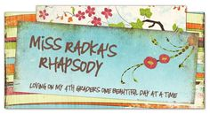 Miss Radka's Rhapsody