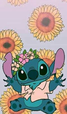 Color Wallpaper Iphone, Funny Iphone Wallpaper, Disney Phone Wallpaper, Emoji Wallpaper, Retro Wallpaper, Aesthetic Iphone Wallpaper, Stitch Tumblr, Lelo And Stitch, Stitch Drawing